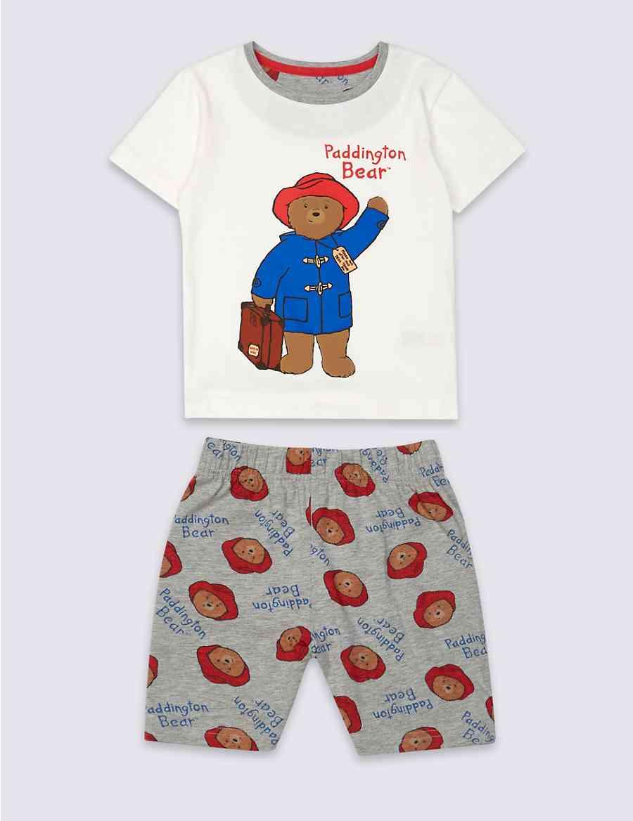 fa79726899 Paddington Bear™ Short Pyjamas (1-8 Years)