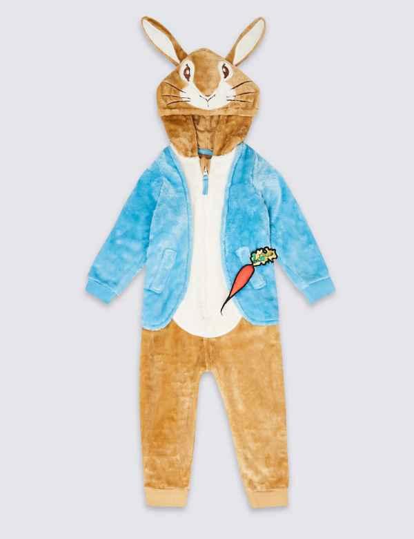 34d17469d Peter Rabbit™ Onesie (1-6 Years) | M&S