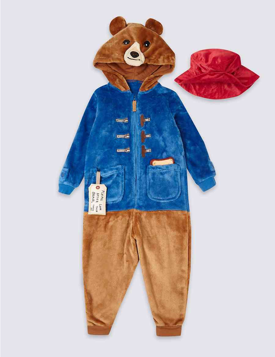 53cd6859ea7f Paddington™ Onesie (18 Months - 7 Years)