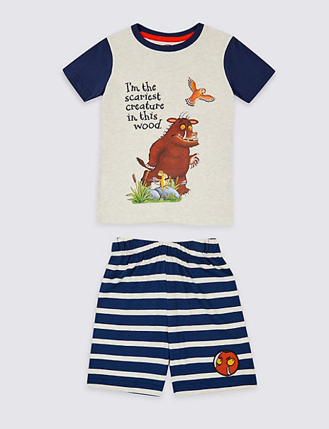 The Gruffalo™ Short Pyjamas (1-8 Years)