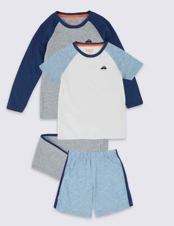 d2c31ba989b0 2 Pack Pyjamas Sets (1-7 Years)