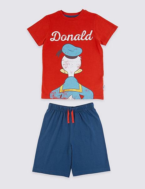 Donald Duck Pyjama Set (2-10 Years)