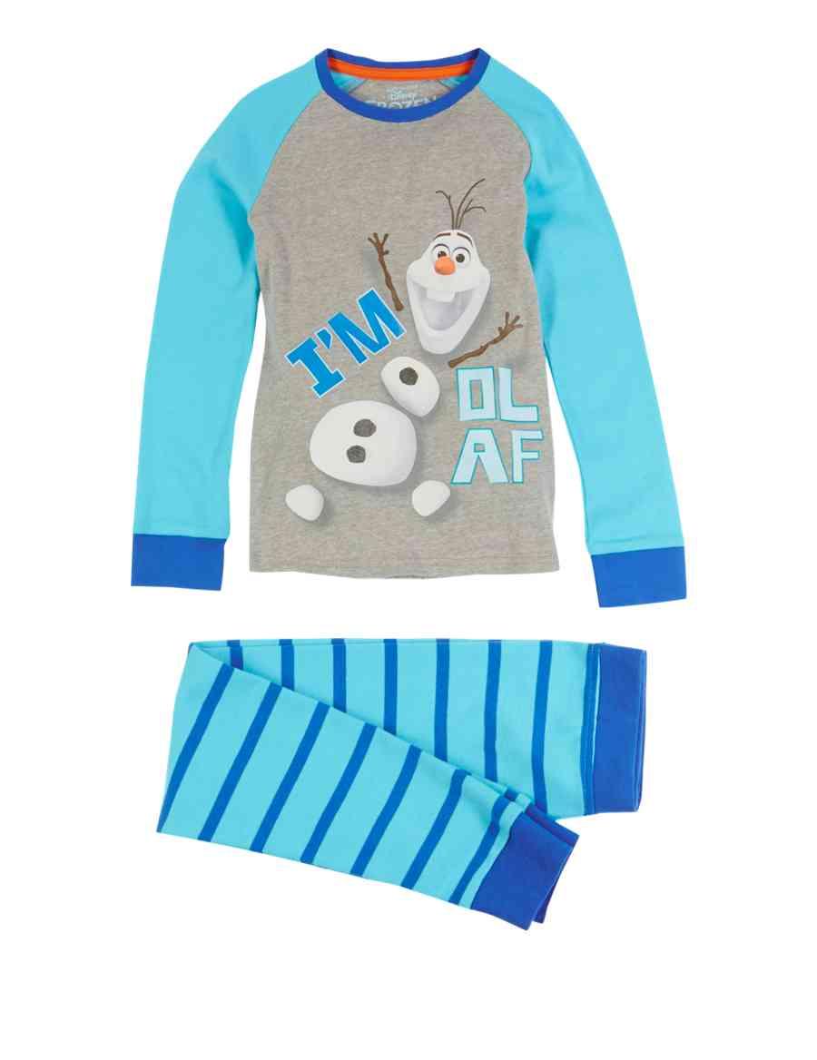20ca67b5f Stay Soft Disney Frozen Olaf Pyjamas (1-8 Years)