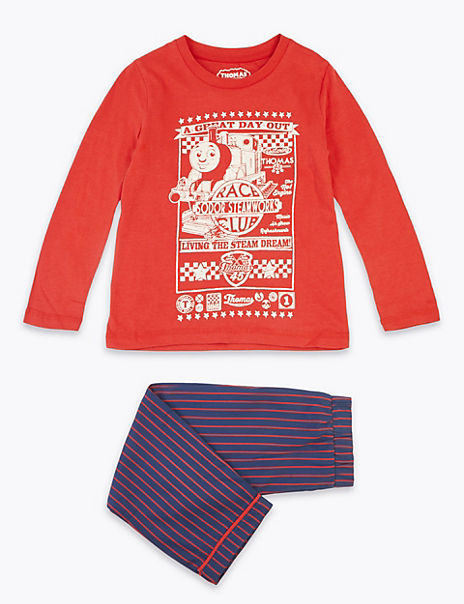 Cotton Thomas & Friends™ Pyjama Set (1-6 Years)