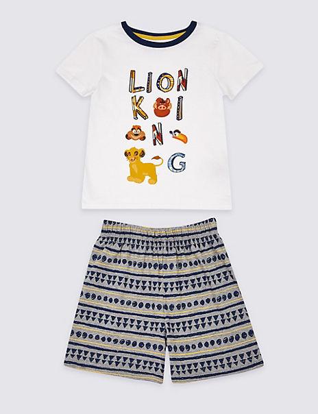 Disney Lion King™ Short Pyjamas (1-7 Years)
