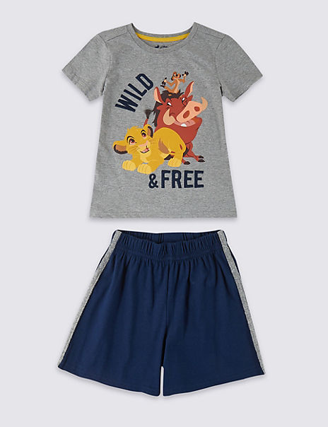 Lion King™ Short Pyjamas (1-7 Years)