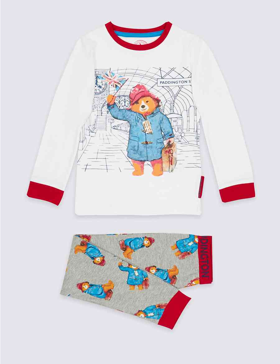 5b9946ada7 Paddington™ Cotton Rich Pyjamas (9 Months - 7 Years)