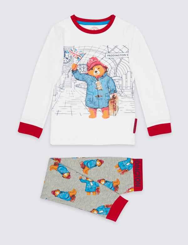 Paddington™ Cotton Rich Pyjamas (9 Months - 7 Years) 1157bdcff