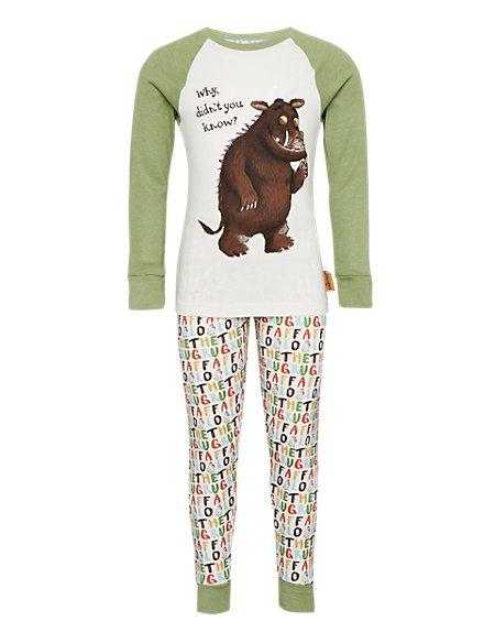 Pure Cotton The Gruffalo Pyjamas