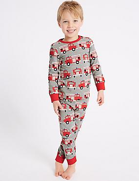Printed Pyjamas (1-7 Years)