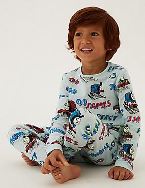 Thomas & Friends™ 棉質睡衣(1 至 7 歲)