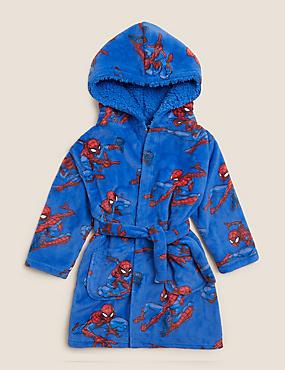 Spider-Man™ Dressing Gown (2-8 Yrs)