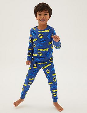 Pijama de algodón de Batman™ (3-12años)