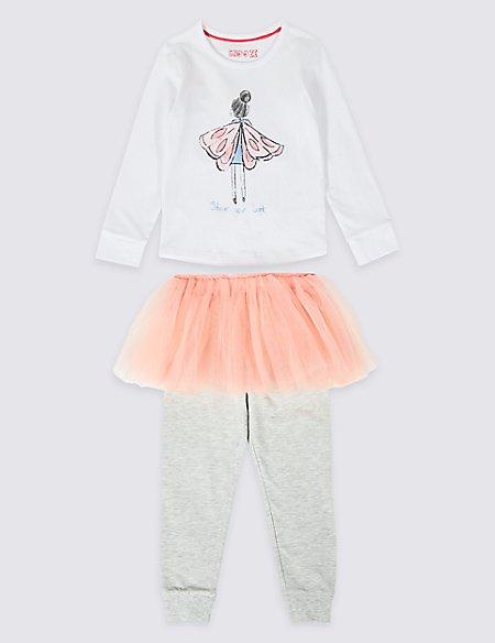 Tutu Pyjamas (1-7 Years)