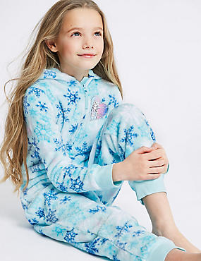 Disney Frozen™ Hooded Onesie (2-10 Years)