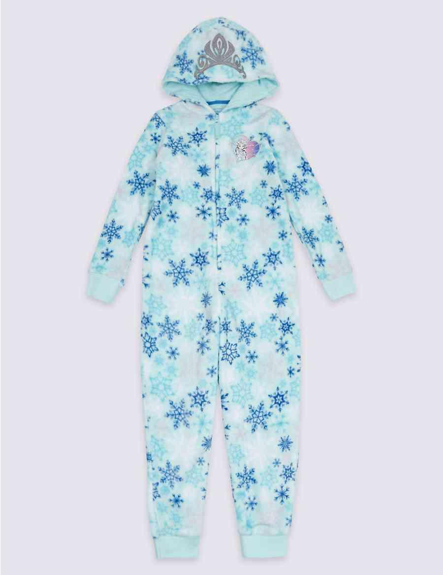 7a3c800e18c1 Disney Frozen™ Hooded Onesie (2-10 Years)
