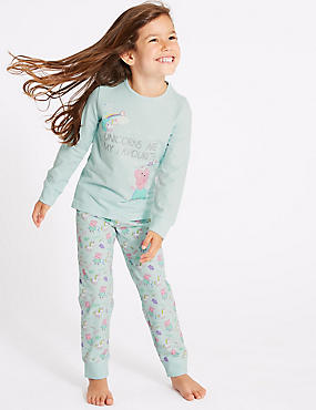 Peppa Pig™ Pyjamas with Stretch (1-7 Years)