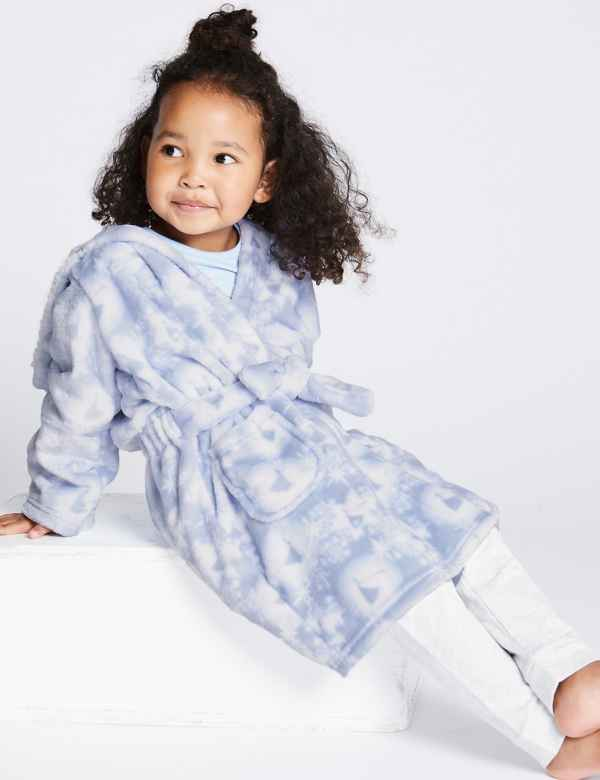 82cf478a95 Disney Frozen™ Dressing Gown (2-10 Years)