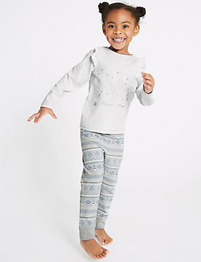 Disney Frozen™ Pyjama with Stretch (2-10 Years)