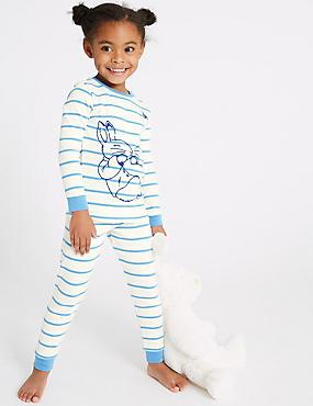Peter Rabbit™ Pyjamas (1-6 Years), BLUE MIX, catlanding