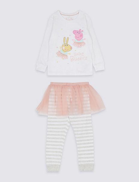 Peppa Pig™ Tutu Pyjamas (1-7 Years)