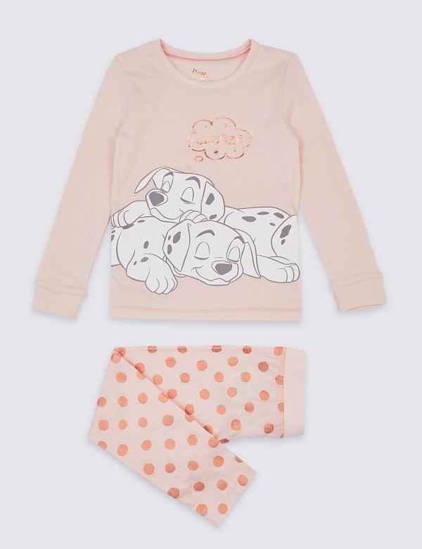 09b528a698d Disney Dalmatians™ Pure Cotton Pyjamas (2-10 Years)