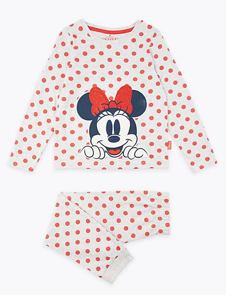 Minnie Mouse™ Applique Pyjama Set (2-10 Years)