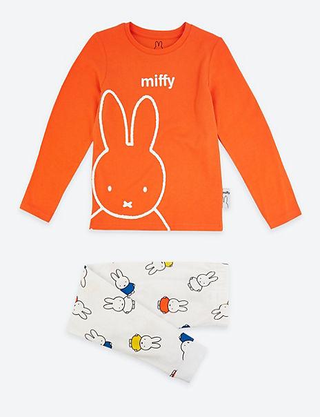 Miffy Print Pyjama Set (1-7 Years)