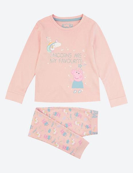 Peppa Pig ™ Unicorn Pyjama Set (1-7 Years)