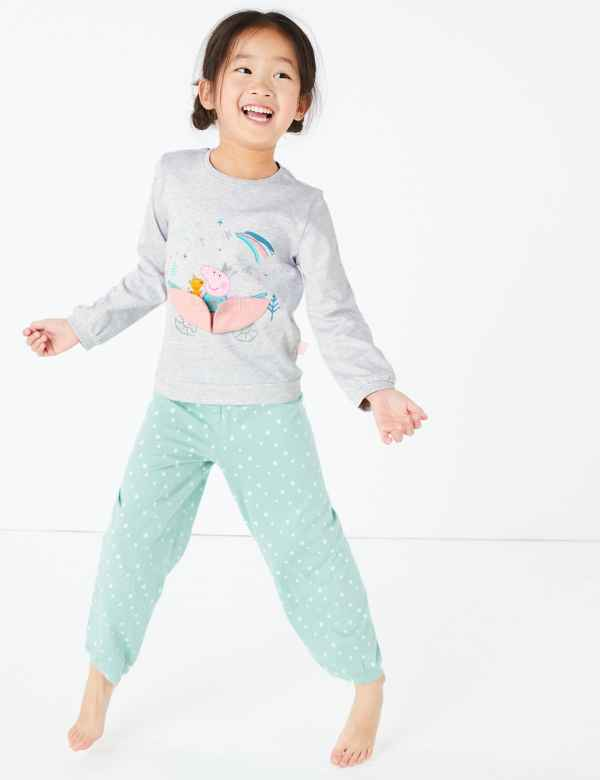 Girls Pyjamas & Dressing Gowns | M&S