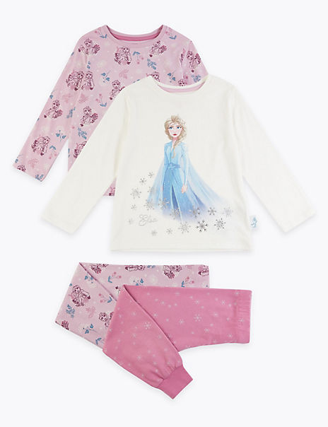 2 Pack Disney Frozen™ 2 Pyjama Set (2-10 Years)