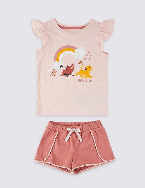Lion King ™ Short Pyjamas (1-7 Years)
