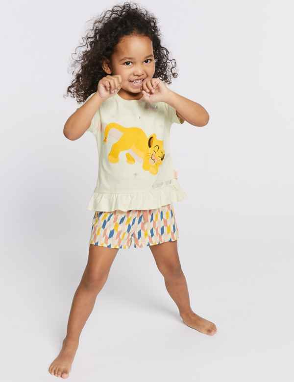 6f2941ff9955 Disney Lion King™ Short Pyjamas (1-7 Years)