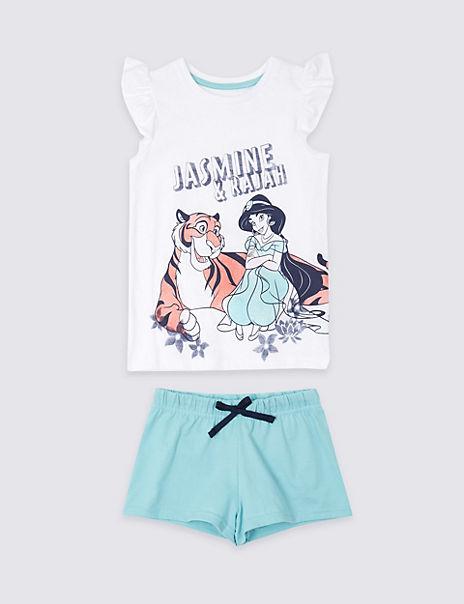 Disney Characters Aladdin™ Short Pyjamas (1-7 Years)