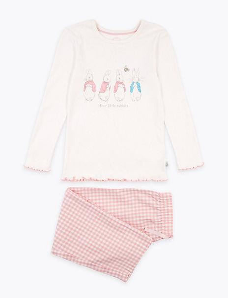 Cotton Peter Rabbit™ Pyjama Set (1-7 Years)