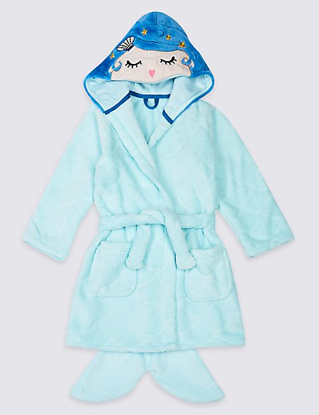 Mermaid Dressing Gown (18 Months - 7 Years)