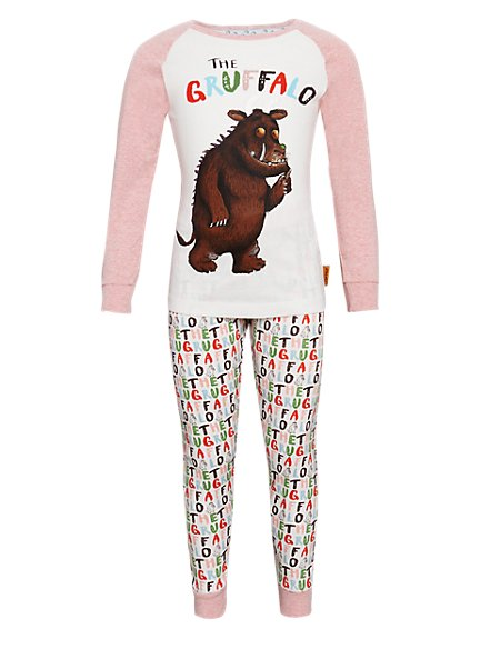 Pure Cotton The Gruffalo Pyjamas (1-7 Years)