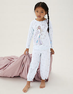 Disney Frozen™ Pure Cotton Pyjamas (2-10 Yrs)