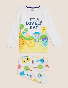 Mr Men™ Pyjamas (12 Mths - 7 Yrs)