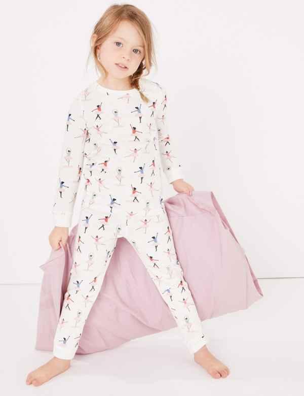 154df3ecace9a Girls Pyjamas & Dressing Gowns | M&S
