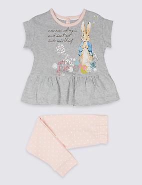 Peter Rabbit™ Printed Pyjamas (1-6 Years)
