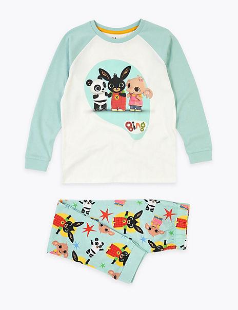 Pure Cotton Bing™ Bunny Pyjama Set (1-7 Years)