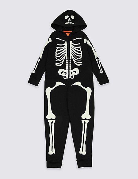 Skeleton Onesie (1-16 Years)