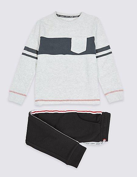 Striped Pyjamas (3-16 Years)