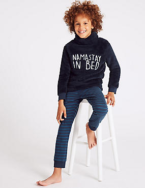 Namastay Hoody Pyjamas (3-16 Years)