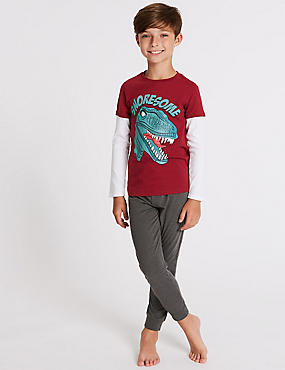 Snoresome Pyjamas (3-16 Years)
