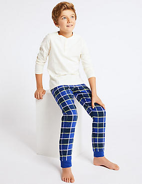 Pure Cotton Pyjamas (3-16 Years)