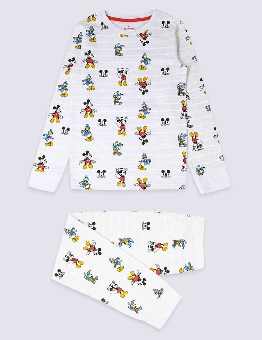 903a2c77c Mickey Mouse™ Pyjamas with Stretch (1-16 Years)