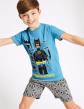 Batman™ Printed Short Pyjamas (3-10 Years)