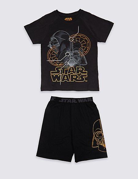 Star Wars™ Pure Cotton Pyjamas (5-16 Years)